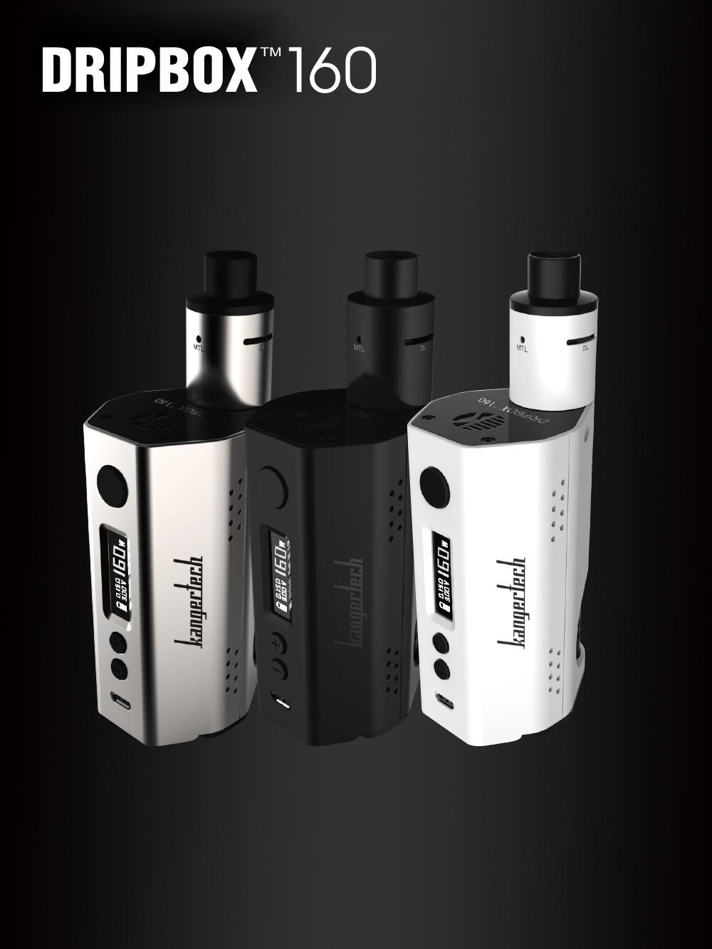 dripbox 160w kit