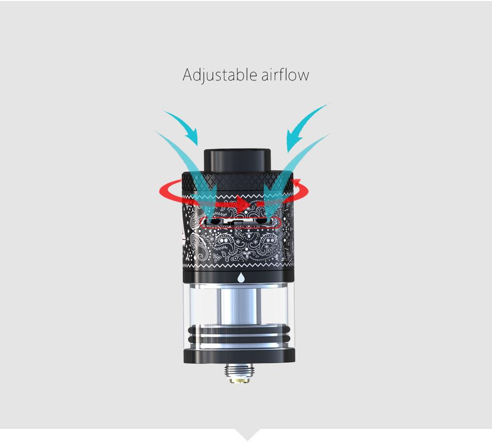 IJOY Limitless RDTA Plus Atomizer IJOY Limitless RDTA Plus
