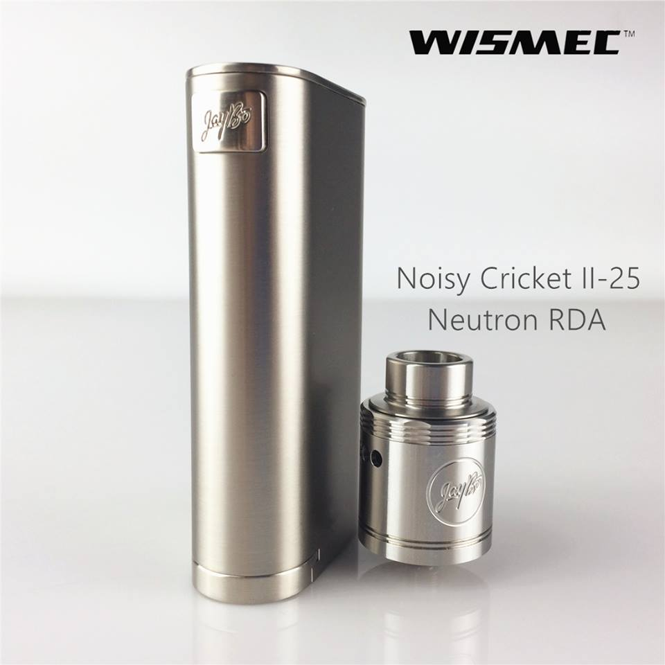 Best 25 Mid Century Living Room Ideas On Pinterest: New Updated Wismec Noisy Cricket II-25 Box Mod With A Good