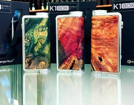 Kanger K1 BOX DNA 75 TC Box Mod