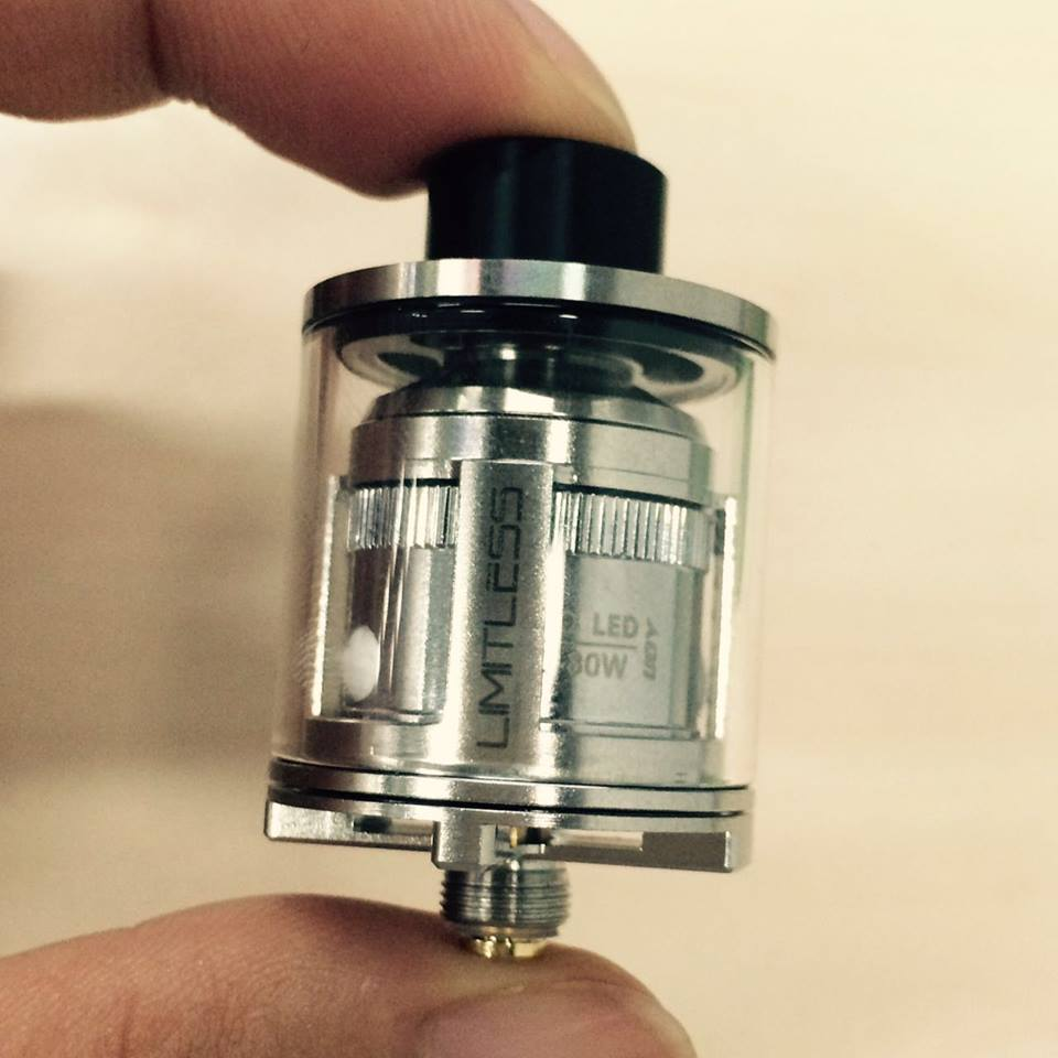 NEW Ijoy Limitless Sub Ohm Tank