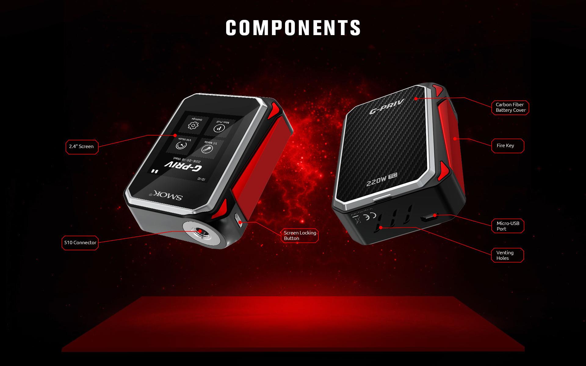 smok-g-priv-220-box-mod-components