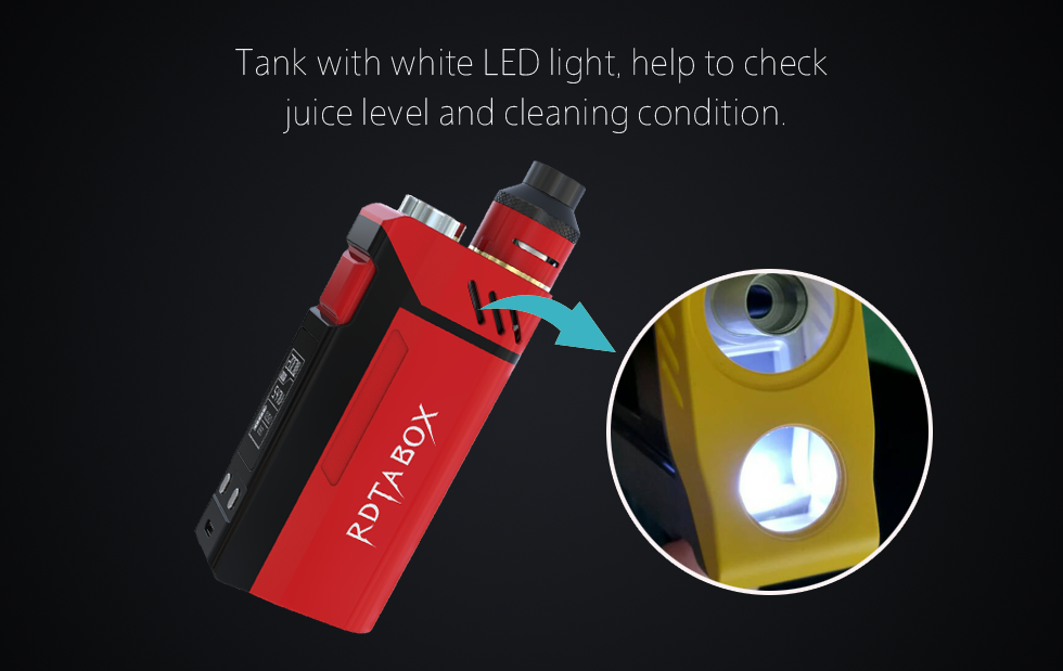 tank-wit-white-led-light