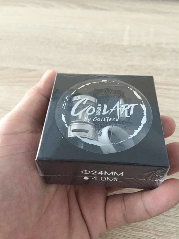 Best place to buy coilart toruk tank torul mini tank for Best website to sell art