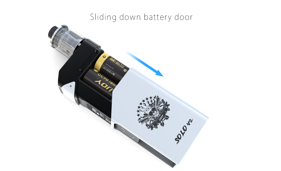 200W IJOY SOLO V2 Starter   Kit