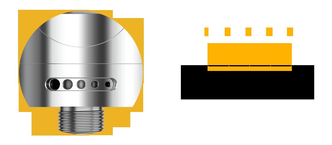 Nautilus 2 Airflow Control