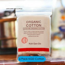 Authentic Koh Gen Do Japanese Organic Cotton Vape (12Packs)