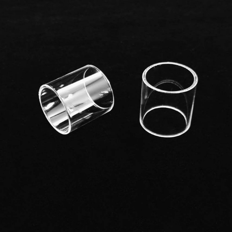 Cheap Replacement Glass Tube For Augvape Merlin RTA(5PCS)