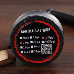 Kanthal A1 Wire 30 Feet 2