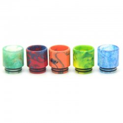 smok tfv12 prince wide bore delrin drip tip (2PCS)