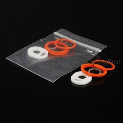 TFV8 Baby Replacement Top Sealing, Pad and Glass o-ring for Smok Baby (3packs)