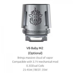Authentic Smok TFV8 Big B