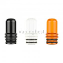 510 Resin drip tip Delrin