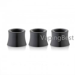 Black Delrin Drip Tip Mouthpiece for Aspire Cleito Tanks Atomizers