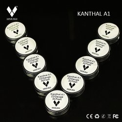 Authentic Vapor Tech Kanthal A1 Resistance Wire
