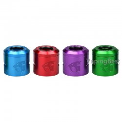 Authentic Goon V1.5 RDA Coloured 24mm Cap Replacement Top Cap by 528 Custom Vapes