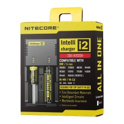 Nitecore i2 Intellicharge