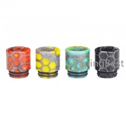 Resin Honeycomb Mouthpiece 810 Drip Tip for Freemax Fireluke Pro All 810 Sized Tanks