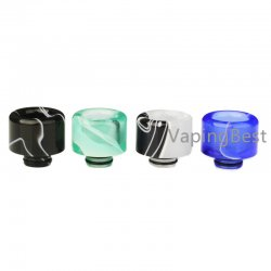 510 Wide Bore Acrylic Mouthpiece 510 Drip Tip for All 510 Sized Tanks