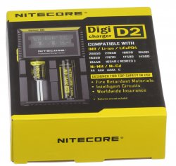 Nitecore Digicharger D2 U