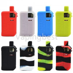 smok fetch pro Silicone Case Protective Cover Shield Wrap Sleeve ModShield Skin with Free lanyard