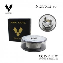 Vapor Tech NICHROME 80 Re