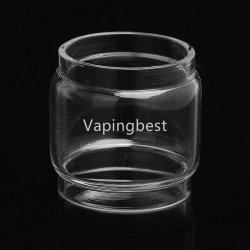 3PCS QP Fatality M25 RTA 5.5ml Bubble Glass Tube Fatboy Replacement