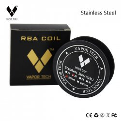 Vapor Tech Stainless Stee