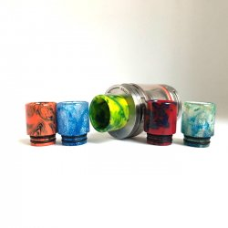 18mm Resin Drip Tip for S
