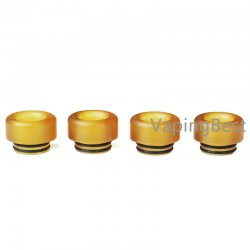 PEI Wide Bore Drip Tip For TFV8 TFV12 & All 810 Sized Tanks