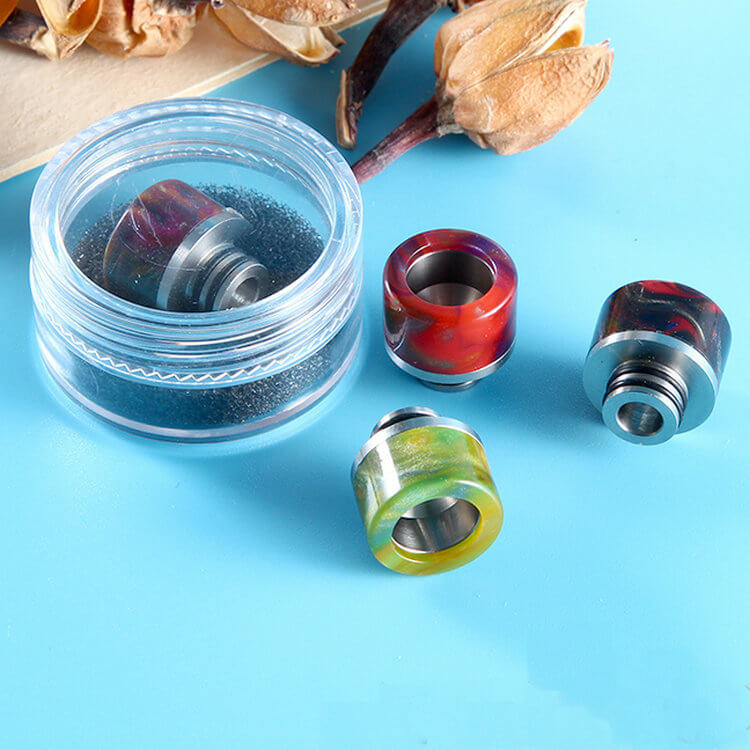 buy 15mm drip tip for tfv8 baby tank