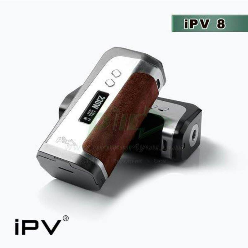Authentic Pioneer4you IPV 8 230W TC Box Mod