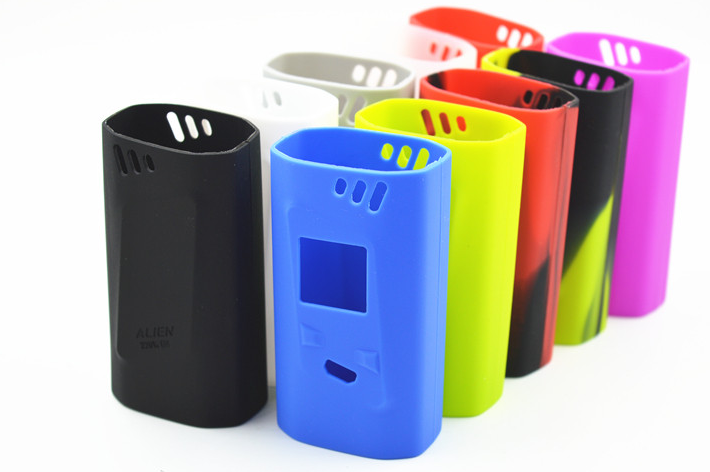 Authentic Silicone Skin Case For Smok Alien 220W Box Mod