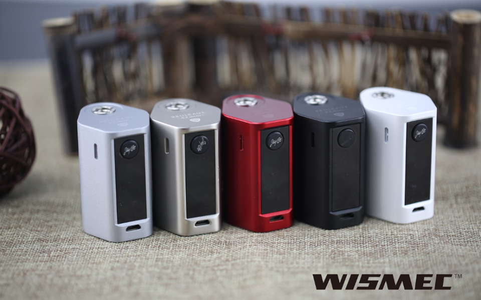 Authentic Wismec Reuleaux RXmini Box Mod