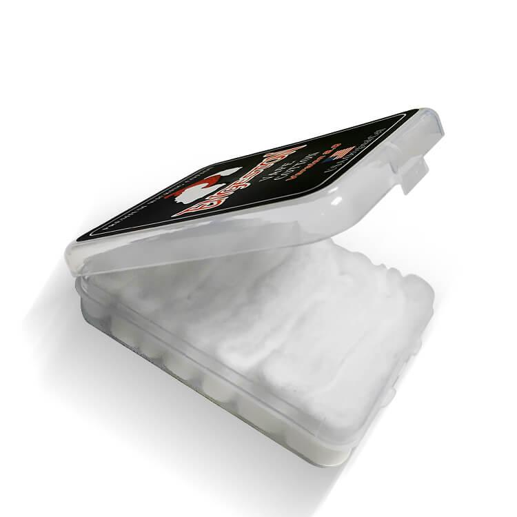 Engeston Vape Cotton V2.0 ABD Orijinal Hücreli Zarif Bacon Pamuk Satın Alın