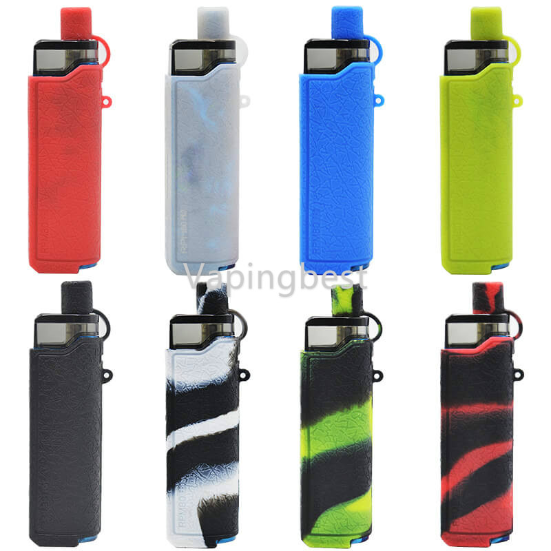 (Free lanyard) SMOK RPM 80 PRO Silicone Case Protective Cover Shield Wrap Sleeve ModShield Skin
