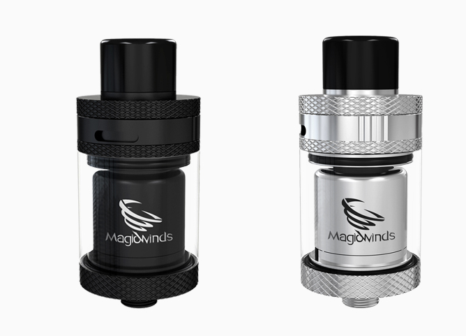 Where To Buy Oumier Magic Winds Rta With 2ml Capacity
