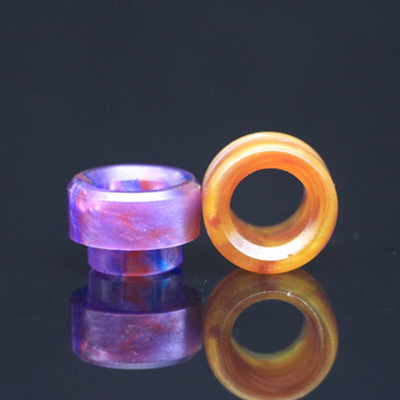 buy Psyclone Kryten 24mm RDA 18mm Wide Bore Resin Drip tip (2PCS)