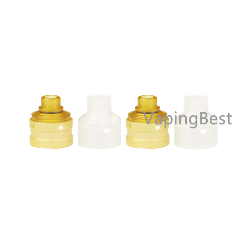 PEI PC Replacement Bell Cap For Narmods Narca RDA Tank