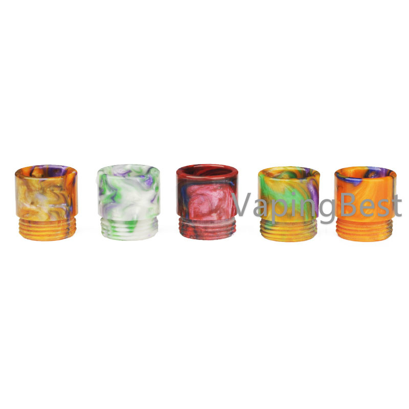 Replacement Resin Drip Tip Mouthpiece for Geekvape Avocado 24 Tank