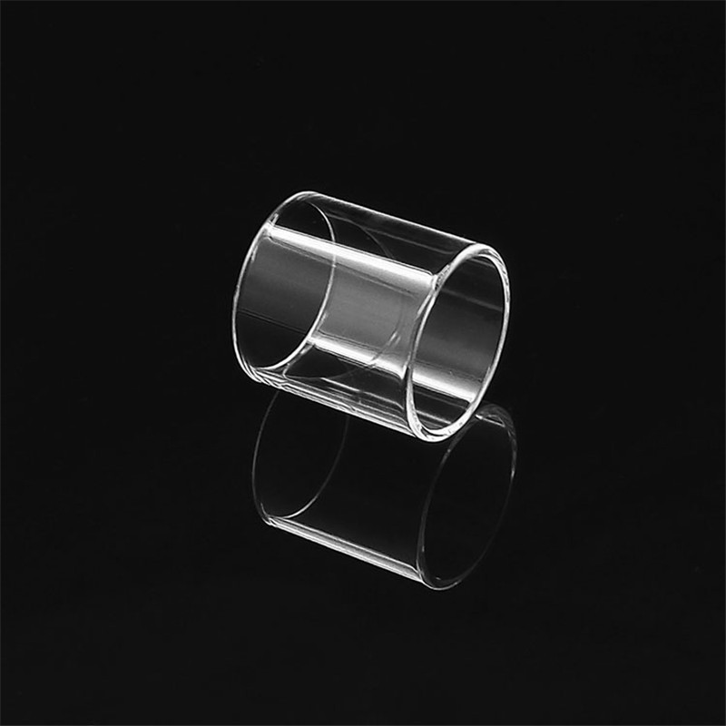 2PCS Replacement Glass Tube For Smoant Mobula RTA