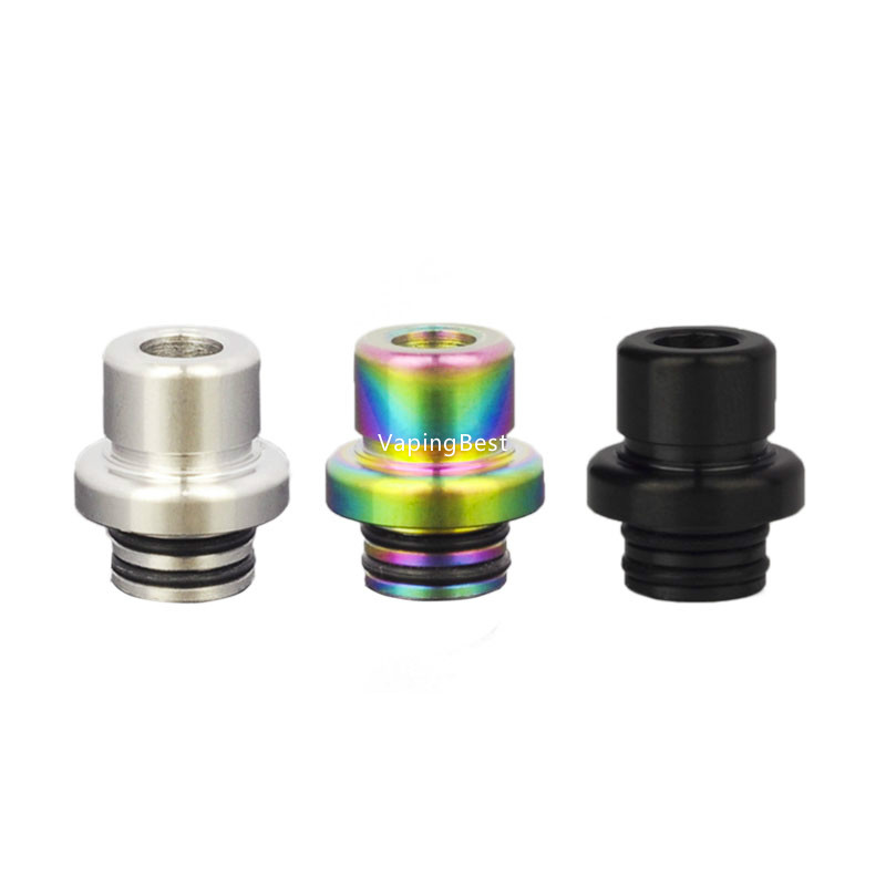 Steam Tuners T9 510 stainless steel drip tip mouthpiece