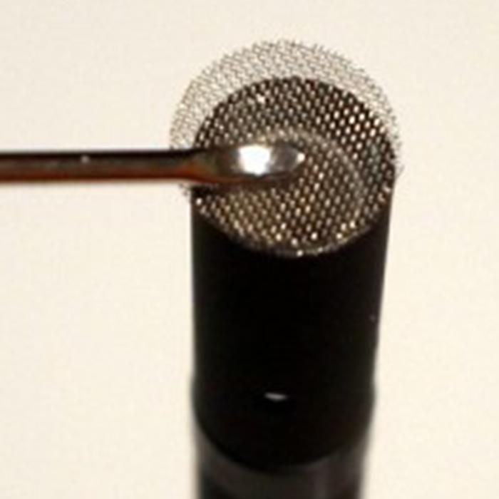 buy Steel Mesh Screens Vaporizer vape pen filter Replacement 5PCs