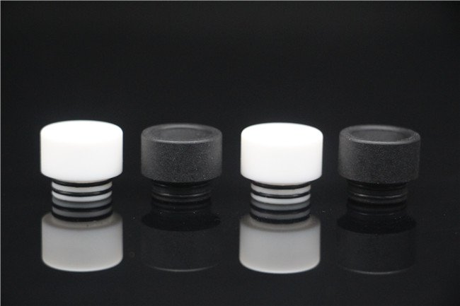 Teflon Wide Bore Drip Tip for ijoy captain tank