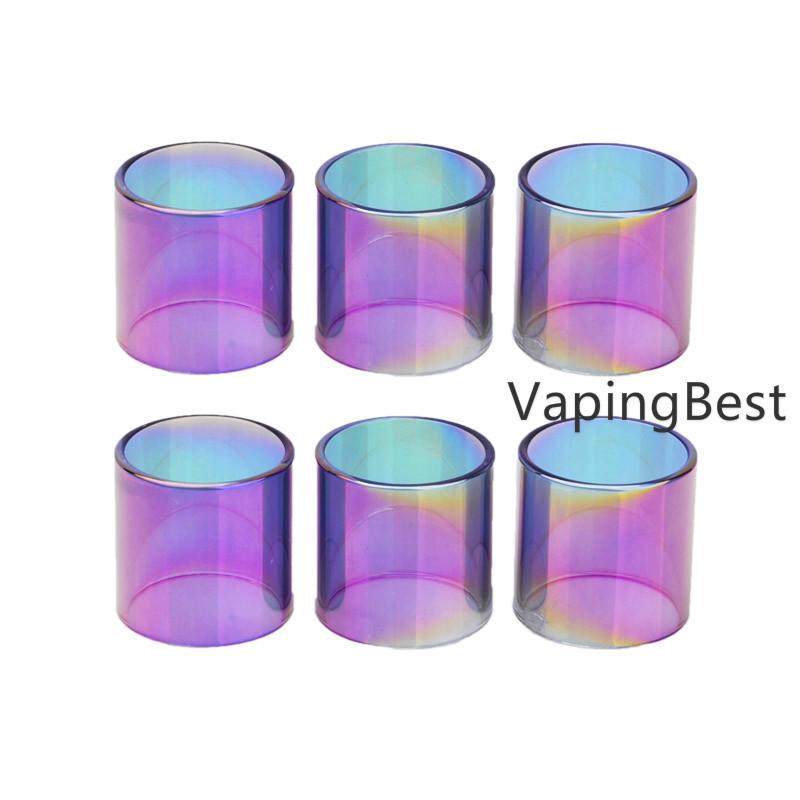 Vandy Vape Kylin Mini RTA 3ml Colored Rainbow Glass Tube Replacement (2PCS)