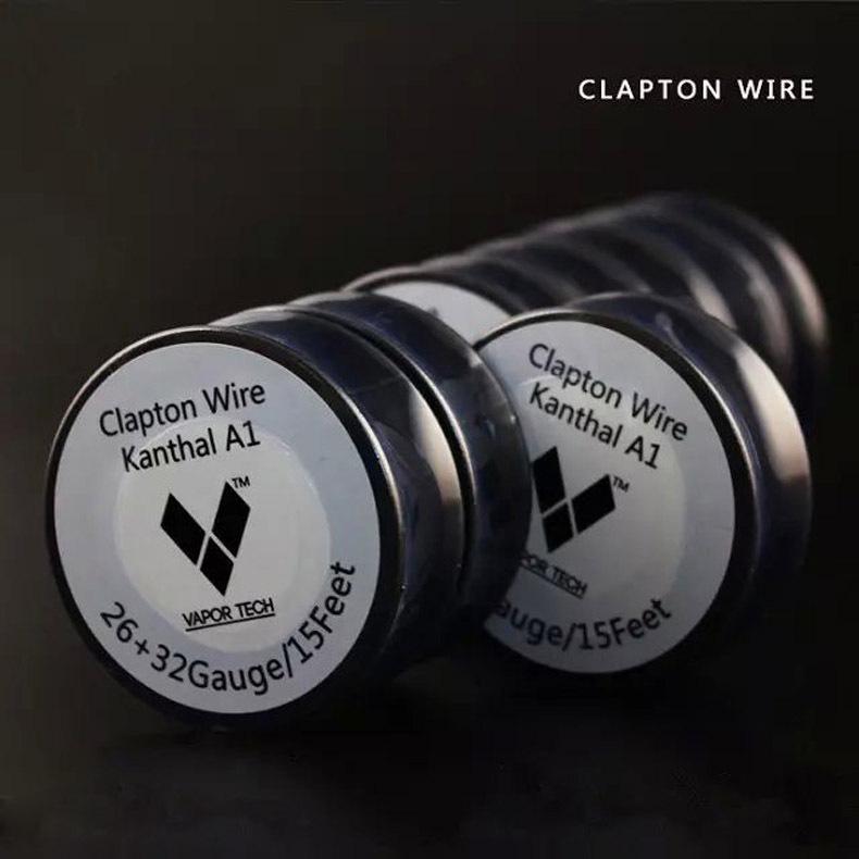 buy Vapor Tech Kanthal A1 Clapton wire