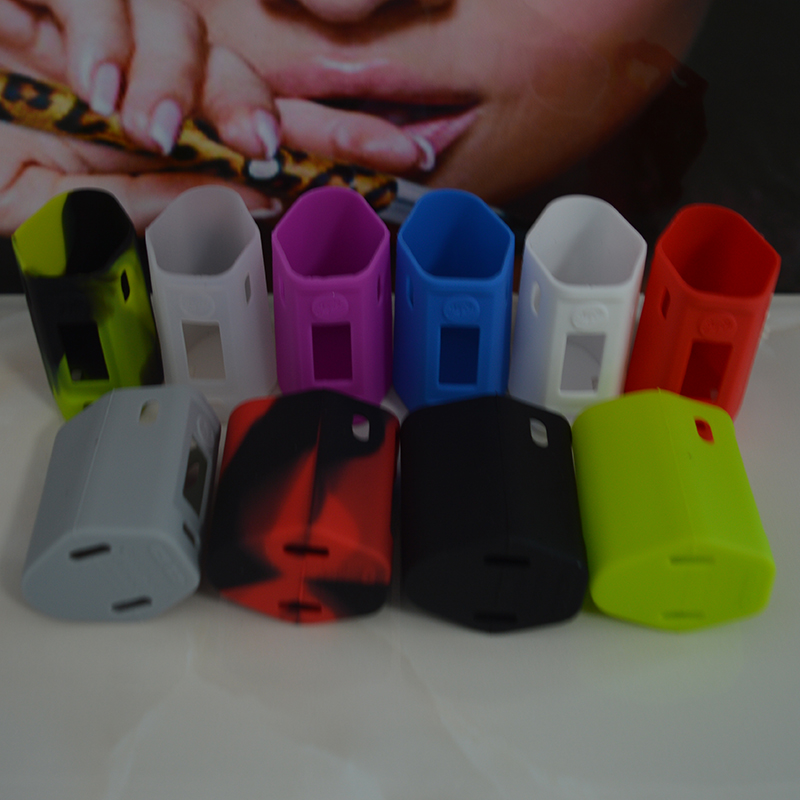 Silicone Sleeve Case For Wismec Realeaux RX300 Box Mod