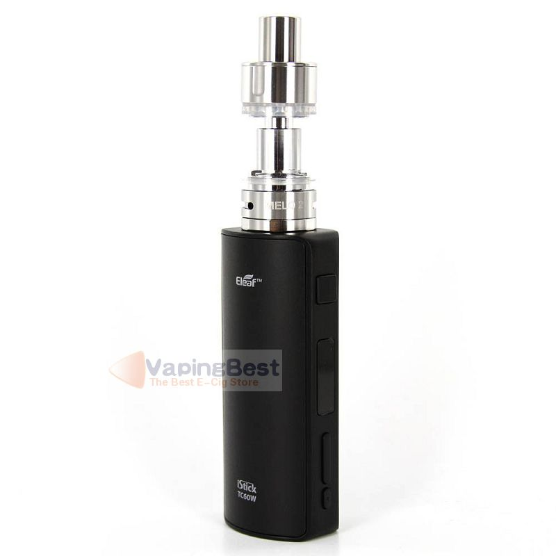 Authentic Eleaf iStick 60W TC and Melo 2 Full Kit