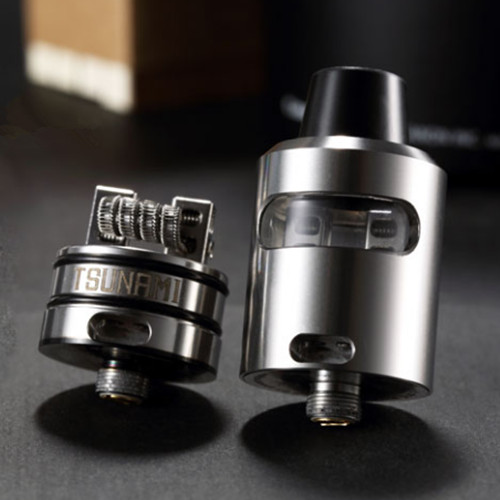 Image of Geek Vape Tsunami 24 RDA Glass Window Version