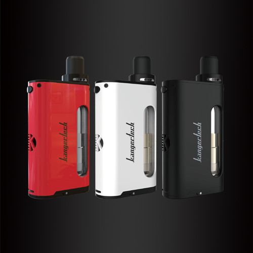 Kanger Cupti 75W TC All-in-one Full Kit